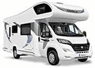 Petite image camping car Chausson