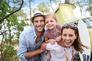 Escapade couple famille - EVAGO Location van et fourgon aménagé