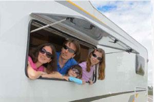 Road trip vacances en famille détente calme - EVAGO Location camping car
