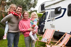 Vacances en camping car en famille - EVAGO Location camping car