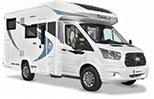 Camping car profilés Chausson EVAGO