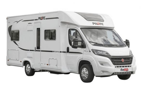 Profil camping car Profilés Pilote 5 places - EVAGO Location camping car